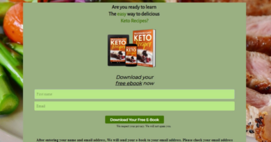 keto recipes ebook lp1